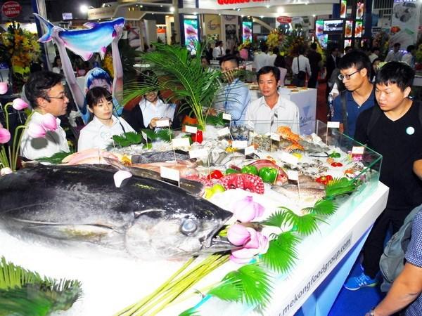Ouverture de l'exposition Vietfish 2018 hinh anh 1
