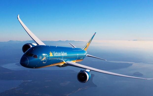 Vietnam Airlines reajuste les vols entre le Vietnam et la R. de Coree en raison du typhon Soulik hinh anh 1