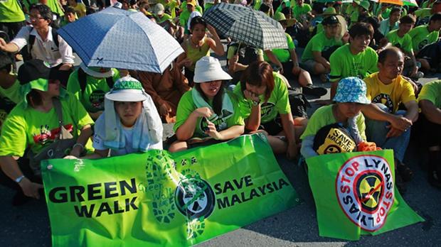 Environnement : La Malaisie lance une enquete contre une societe australienne hinh anh 1