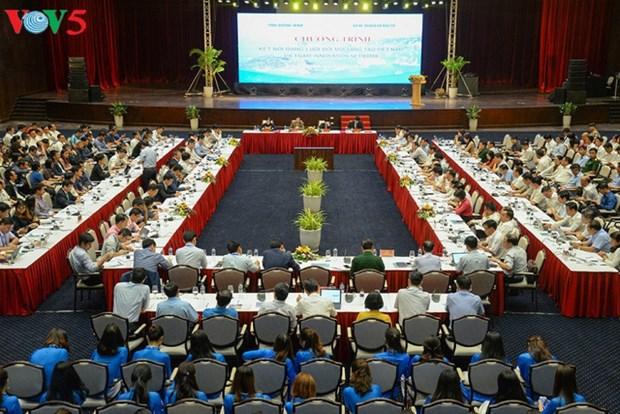 Cent scientifiques suggerent a Quang Ninh des solutions pour profiter de l'industrie 4.0 hinh anh 1