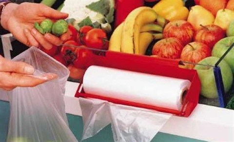 Sacs en plastique: changer les habitudes des consommateurs hinh anh 1