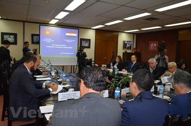 La presse egyptienne fait le bilan des perspectives de cooperation multiforme avec le Vietnam hinh anh 1
