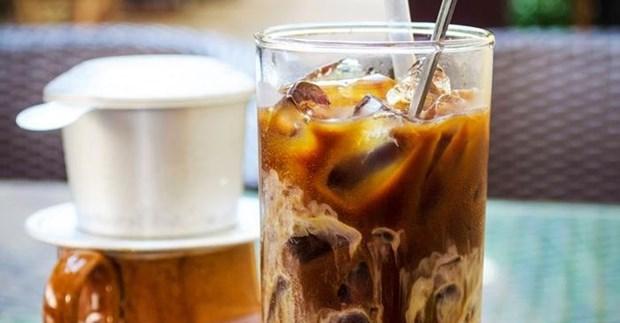 Le cafe au lait glace contribue a la promotion de la gastronomie vietnamienne hinh anh 1