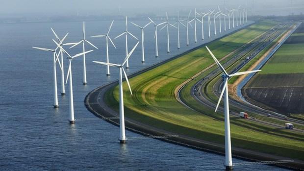 Des energies renouvelables pour s'orienter vers la croissance verte durable hinh anh 1