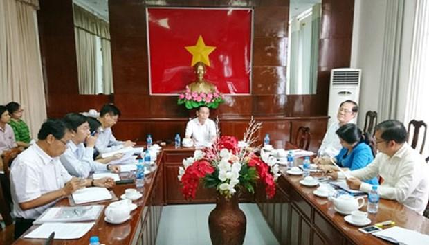 Programme d'echange culturel et commercial Vietnam-Japon attendu en novembre a Can Tho hinh anh 1