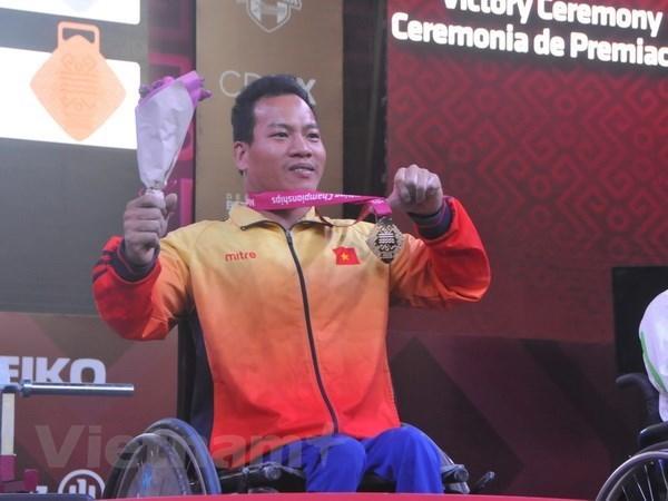 Jeux para-asiatiques 2018: le handisport vietnamien recoit un premier soutien financier hinh anh 1