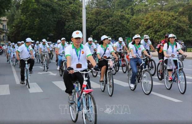 Celebration de la Journee de la famille de l'ASEAN a Hanoi hinh anh 1