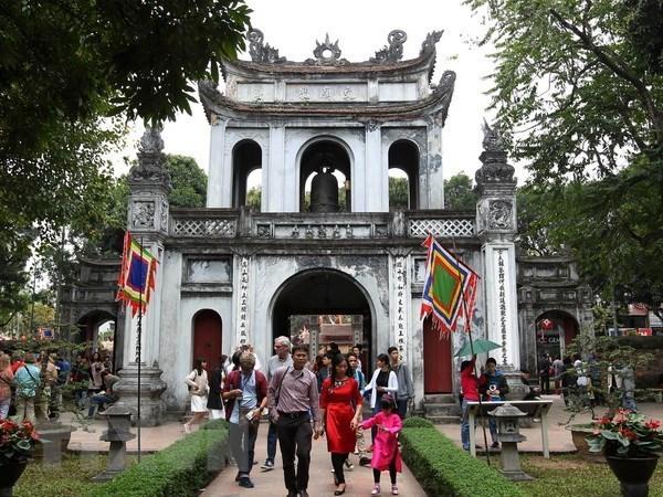 Hanoi espere attirer davantage de touristes japonais hinh anh 1