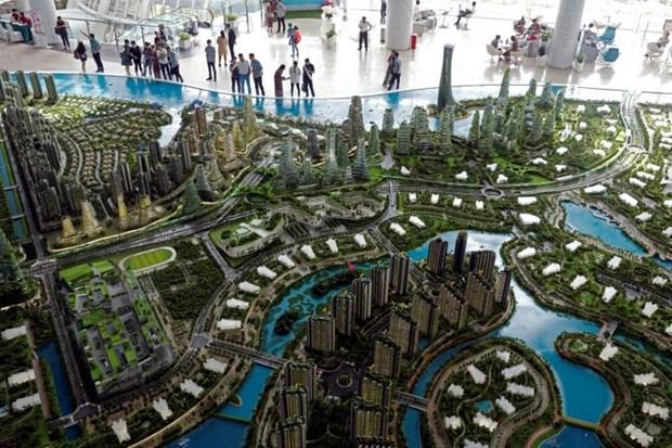 La Malaisie interdira aux etrangers d'acheter des unites residentielles a Forest City hinh anh 1