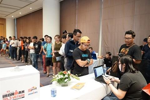 Da Nang accueillira la course Techcombank Ironman 70.3 hinh anh 1