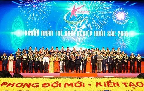 Sixieme Congres national de l'Association des jeunes entrepreneurs du Vietnam hinh anh 1