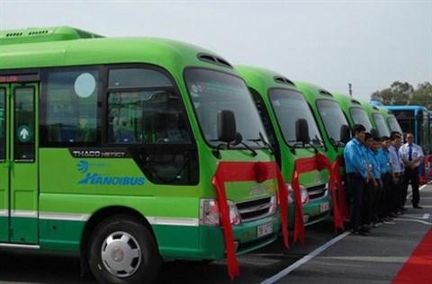Efficacites remarquables des minibus a Hanoi hinh anh 1