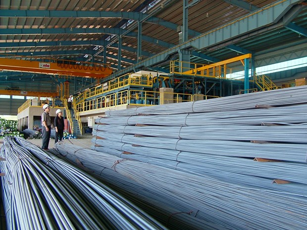 Exportations au Cambodge: Les produits siderurgiques conservent leur trone hinh anh 1