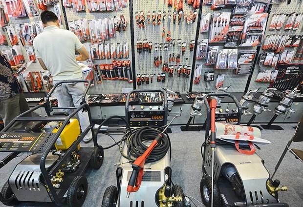 Machines-outils: croissance exceptionnelle des exportations en Egypte hinh anh 1