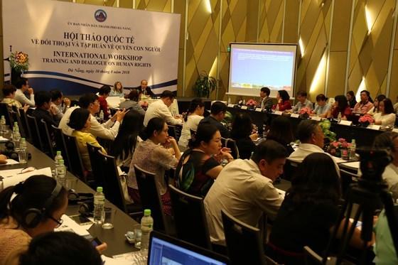 Colloque international sur la formation et le dialogue sur les droits de l'homme hinh anh 1