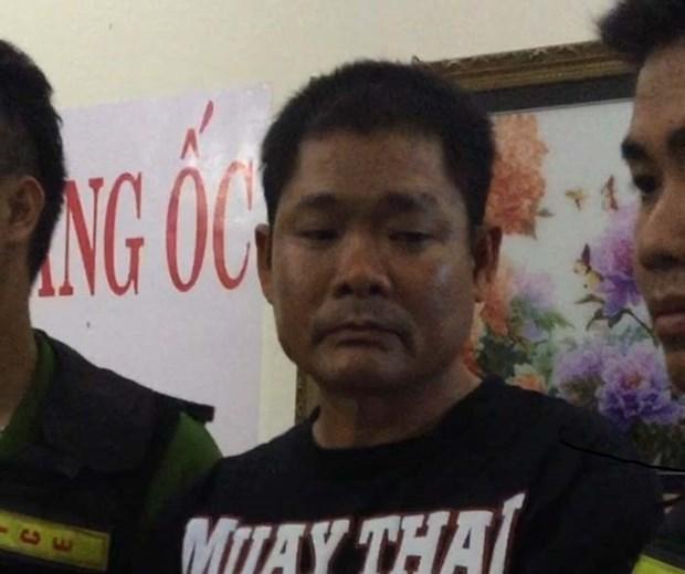 Grande cache d'armes trouvee chez un membre du Viet Tan hinh anh 1