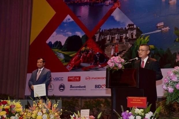 La Fete nationale du Vietnam celebree a Hongkong, au Cambodge et en Afrique du Sud hinh anh 2