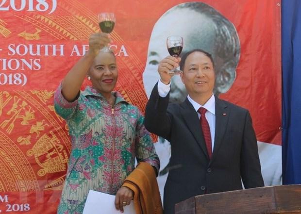La Fete nationale du Vietnam celebree a Hongkong, au Cambodge et en Afrique du Sud hinh anh 3