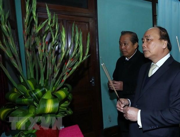 Commemoration de l'anniversaire du deces du President Ho Chi Minh hinh anh 1