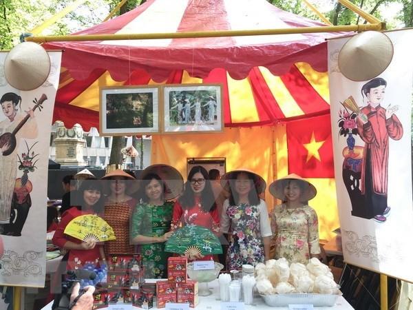 Le Vietnam au festival des ambassades aux Pays-Bas hinh anh 1