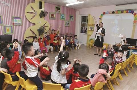 Garantir le droit de tous les enfants d'aller a la maternelle hinh anh 1