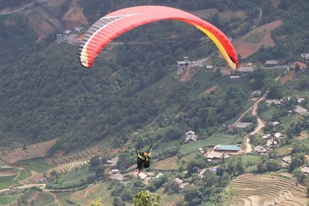 Festival de parapente a Yen Bai le mois prochain hinh anh 1