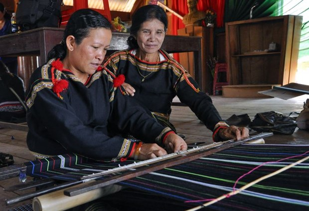 Dak Nong : Bientot la 1ere Fete de la brocatelle du Vietnam hinh anh 1