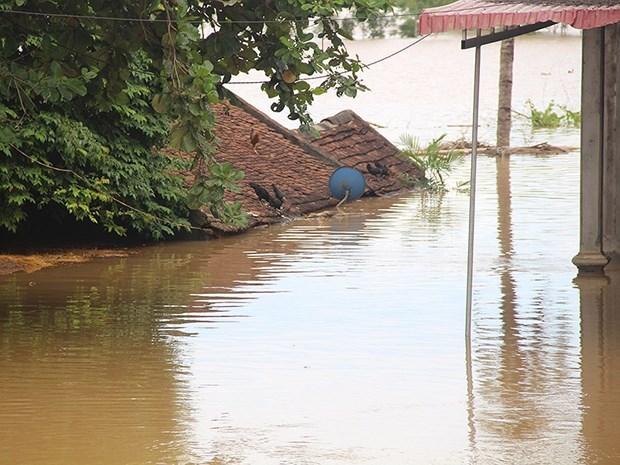 Catastrophes naturelles : de lourds degats dans les provinces montagneuses du Nord et du Centre hinh anh 1