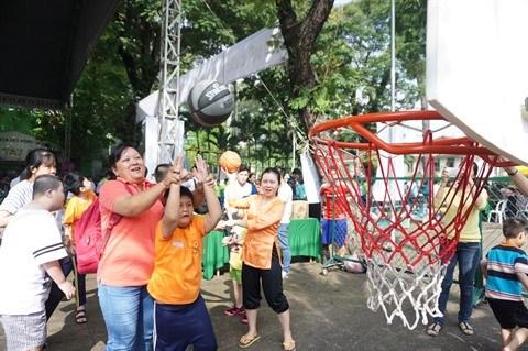 Ho Chi Minh-Ville : Besoin de plus d'ecoles pour les enfants autistes hinh anh 1