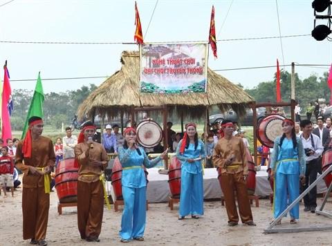 Quang Tri promeut les valeurs patrimoniales du bai choi hinh anh 1