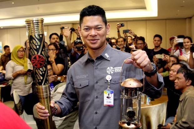 Jeux para-asiatiques 2018: le relais de la flamme commence en Indonesie hinh anh 1