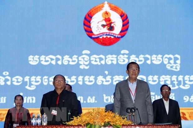 Cambodge: l'AN elit sa direction et approuve le nouveau cabinet hinh anh 1