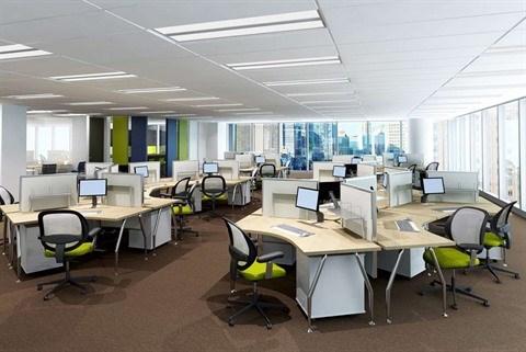 Le marche de bureau en croissance dans les quatre prochaines annees hinh anh 2