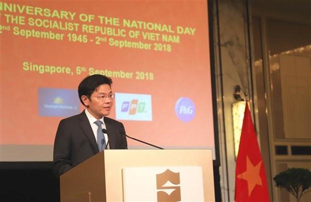 La Fete nationale du Vietnam celebree dans plusieurs pays hinh anh 1