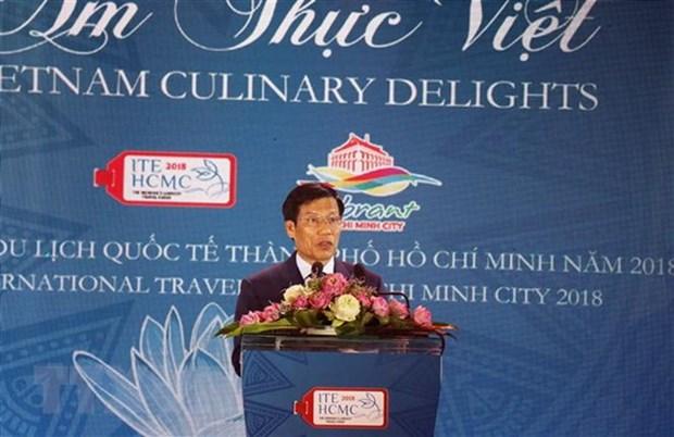 La 14e Foire internationale du tourisme de Ho Chi Minh-Ville hinh anh 1