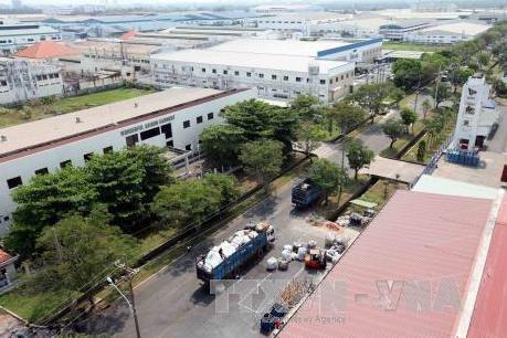 Nouvelle vague dans le secteur immobilier des zones industrielles hinh anh 2
