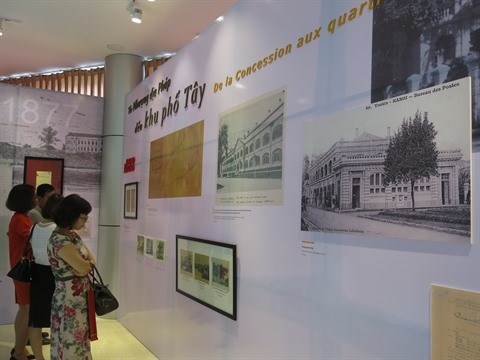 La beaute de Hanoi a travers les archives nationales hinh anh 2