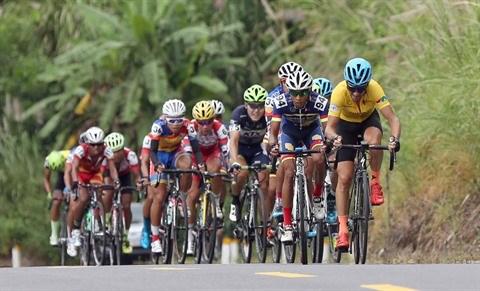Le cyclisme vietnamien seduit un jeune coureur francais hinh anh 2