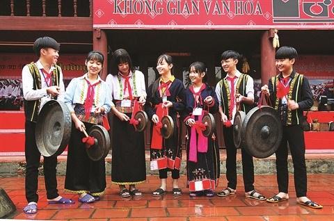 La culture ethnique s'epanouit a Phu Tho hinh anh 2