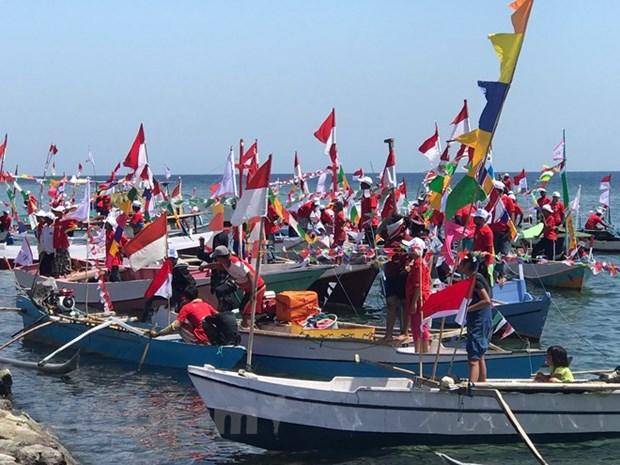 L'Indonesie promeut le tourisme local hinh anh 1