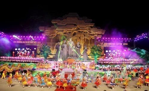 Bientot le premier festival du patrimoine culturel immateriel national hinh anh 1