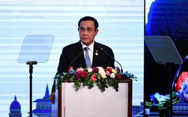 Les Thailandais preferent toujours Prayut a la tete du gouvernement hinh anh 1