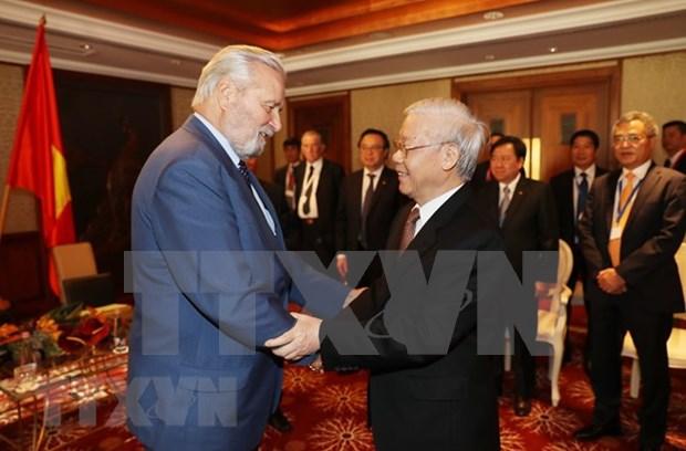 Le Vietnam et la Hongrie sont toujours des amis hinh anh 1