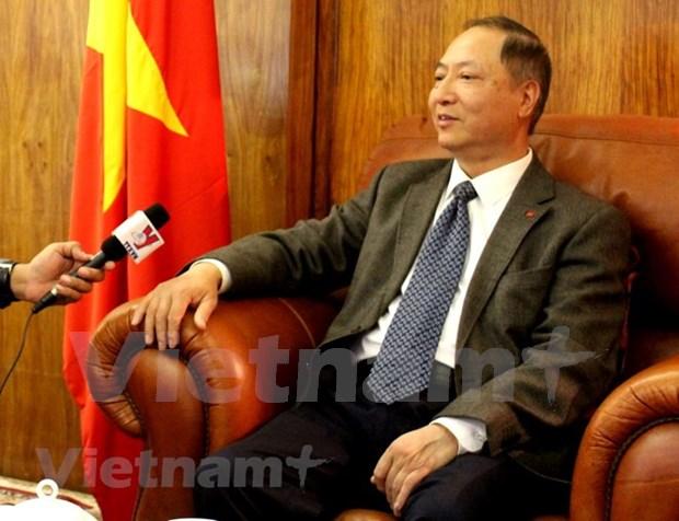 Les relations Vietnam-Afrique du Sud en plein essor hinh anh 1