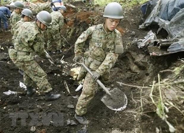 Tremblement de terre : message de sympathie du Vietnam au Japon hinh anh 1