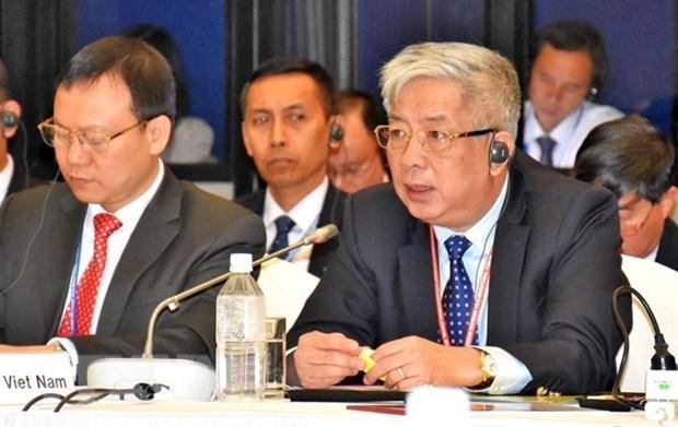L'ASEAN salue la nouvelle politique du Sud de la R.de Coree hinh anh 1