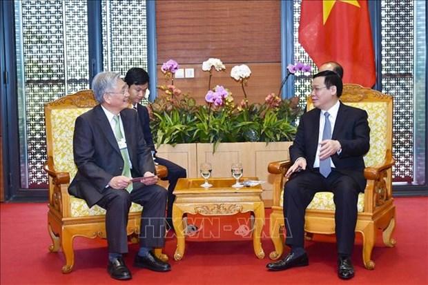 De grands groups prets a soutenir le Vietnam dans le developpement de l'economie numerique hinh anh 1
