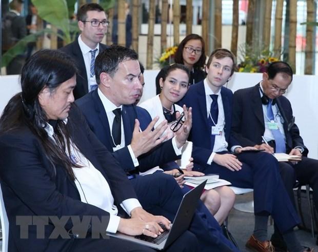 WEF ASEAN : l'ASEAN s'oriente vers la securite de la circulation routiere hinh anh 1