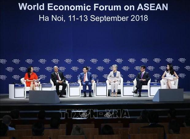 FEM ASEAN 2018: les perspectives geopolitiques de l'Asie en debat hinh anh 1