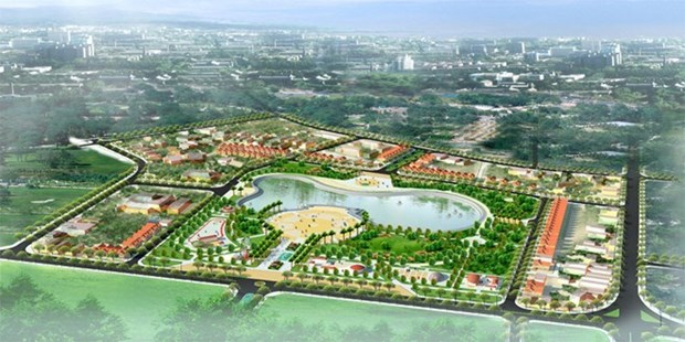 Quang Tri approuve le nom du leader cubain Fidel pour un parc hinh anh 1